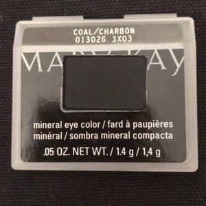 "BOGO 50% Mary Kay ""Coal"" Mineral Eye Colour"
